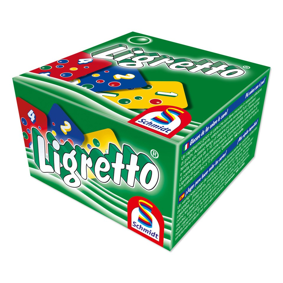Ligretto groen