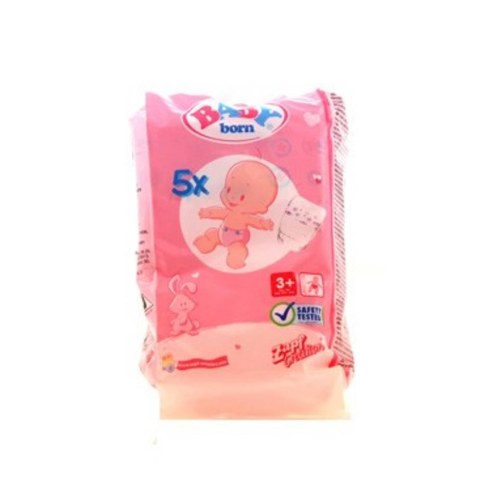 BABY born 5 luiers