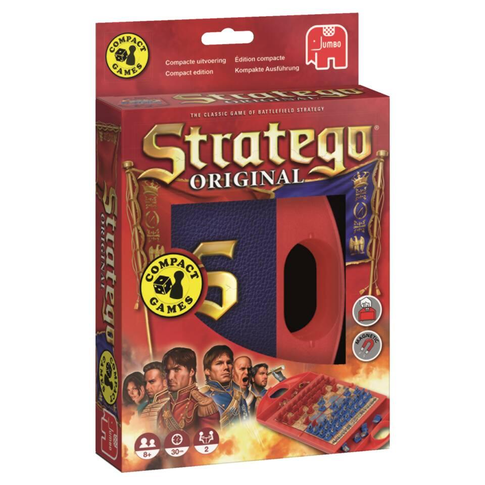 Jumbo Stratego reisspel