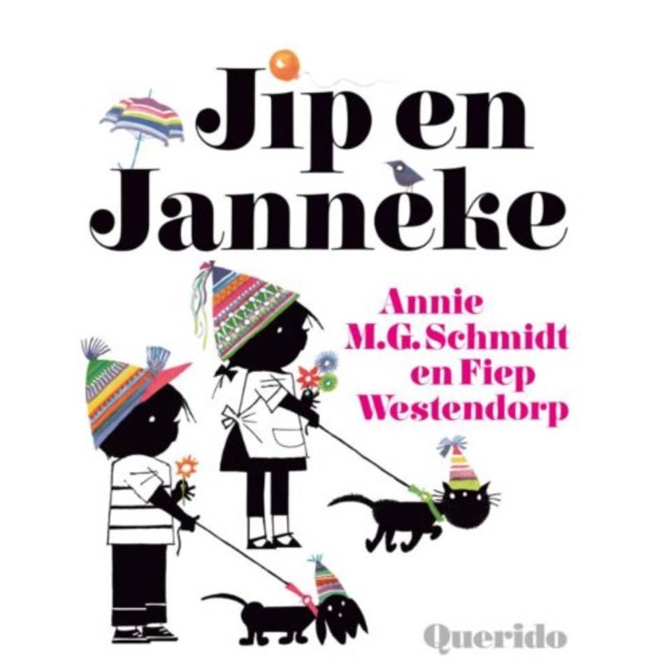 Jip en Janneke - Annie M.G. Schmidt