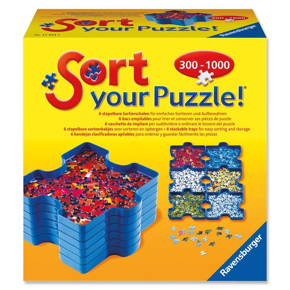 Ravensburger puzzelaccessoire Sort Your Puzzle
