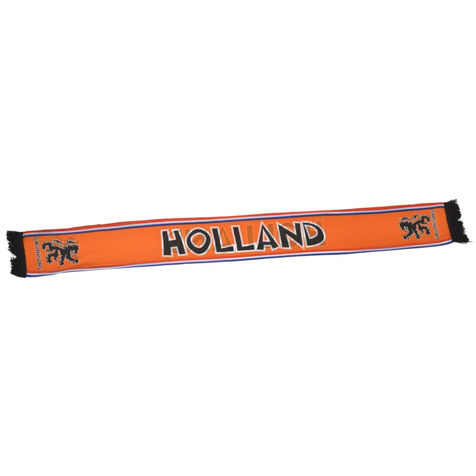 Oranje Sjaal Holland 150 cm
