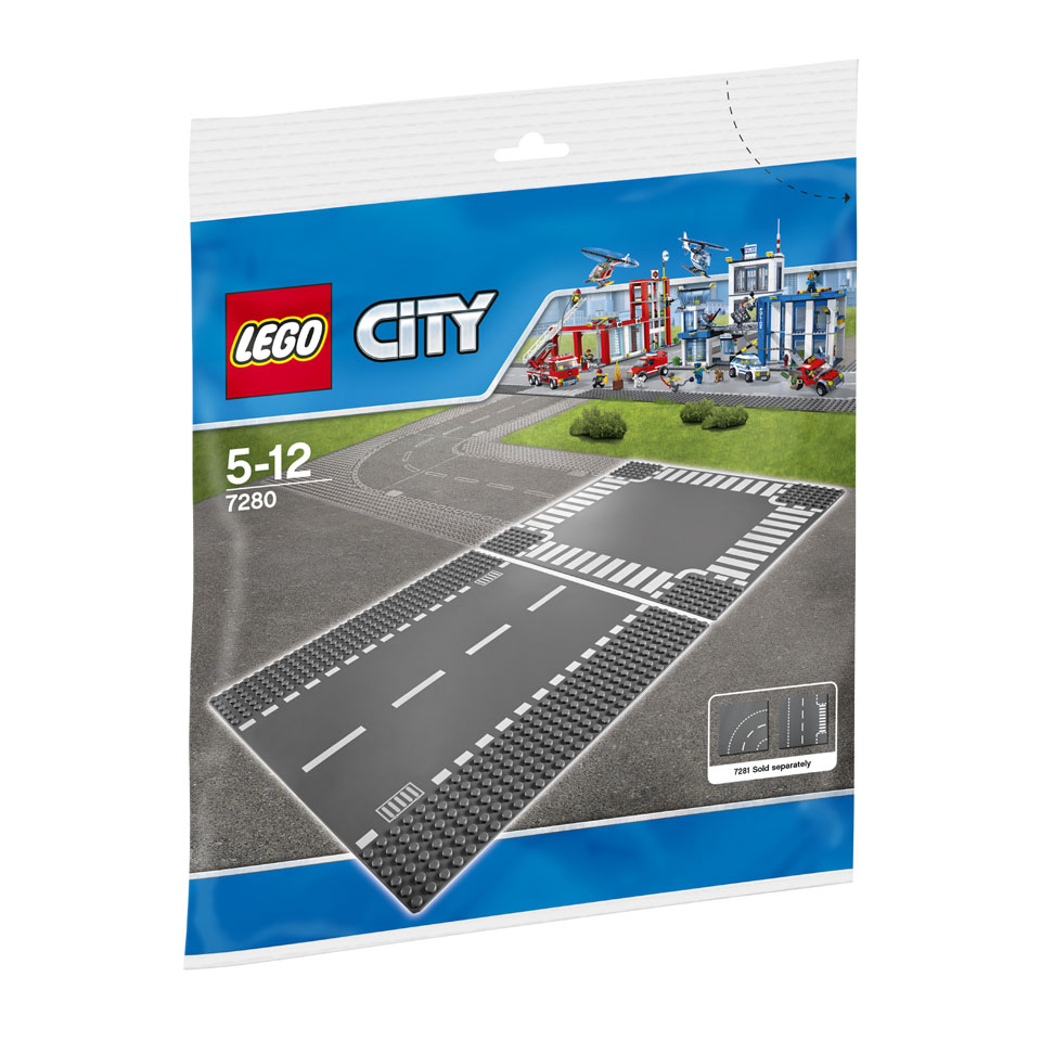 Give away LEGO City 7280