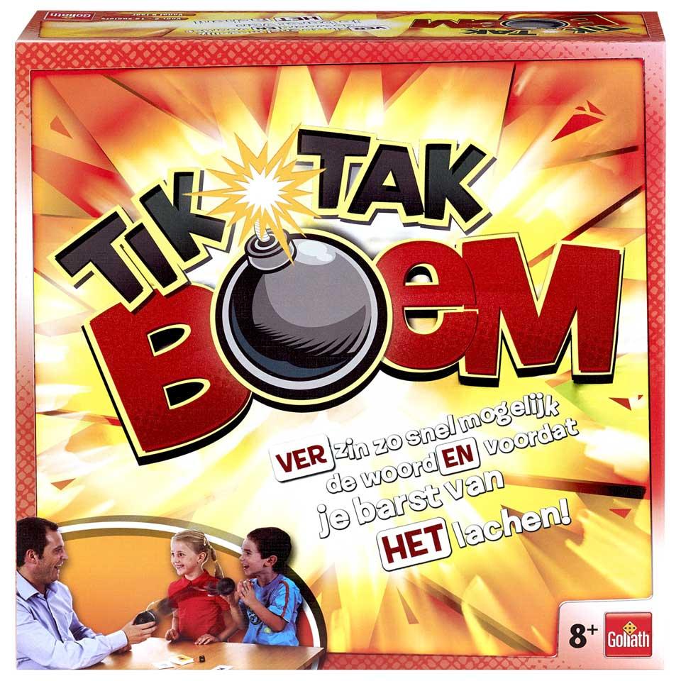 Tik Tak Boem spel