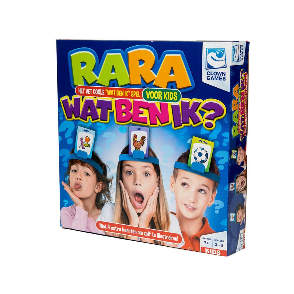Ra Ra Wat Ben Ik? Kids