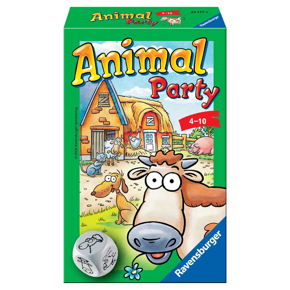 Ravensburger Animal Party gezelschapsspel