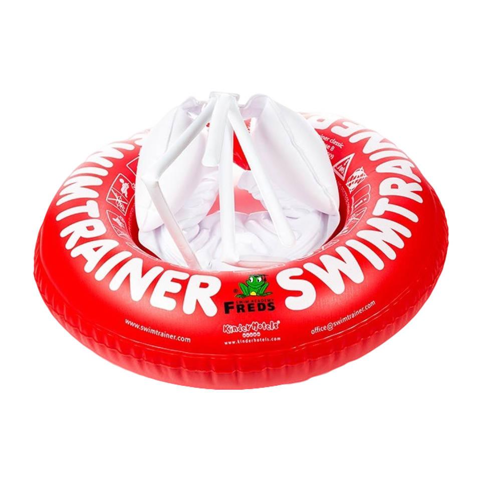 Zwemtrainer klassiek 6-18 kg - rood