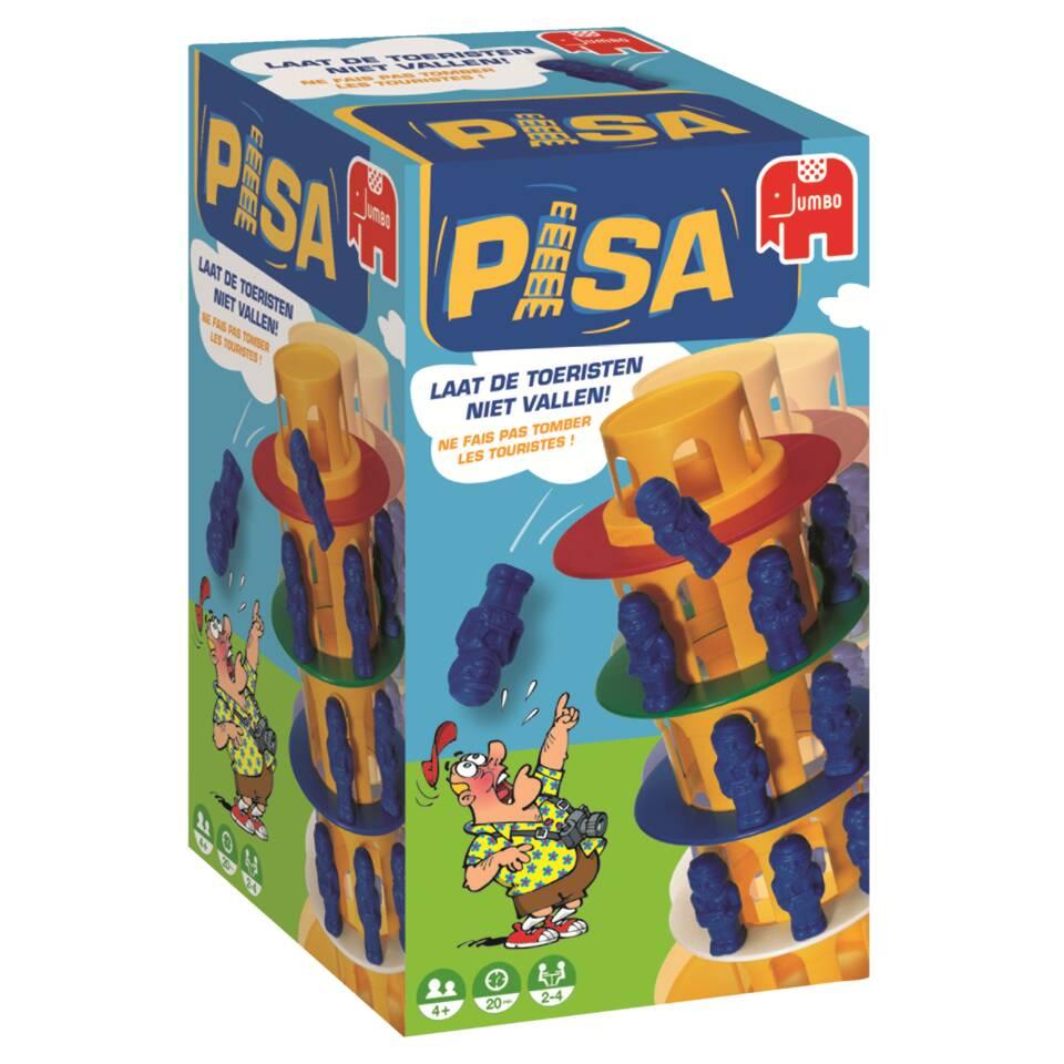 Jumbo Toren van Pisa gezelschapsspel