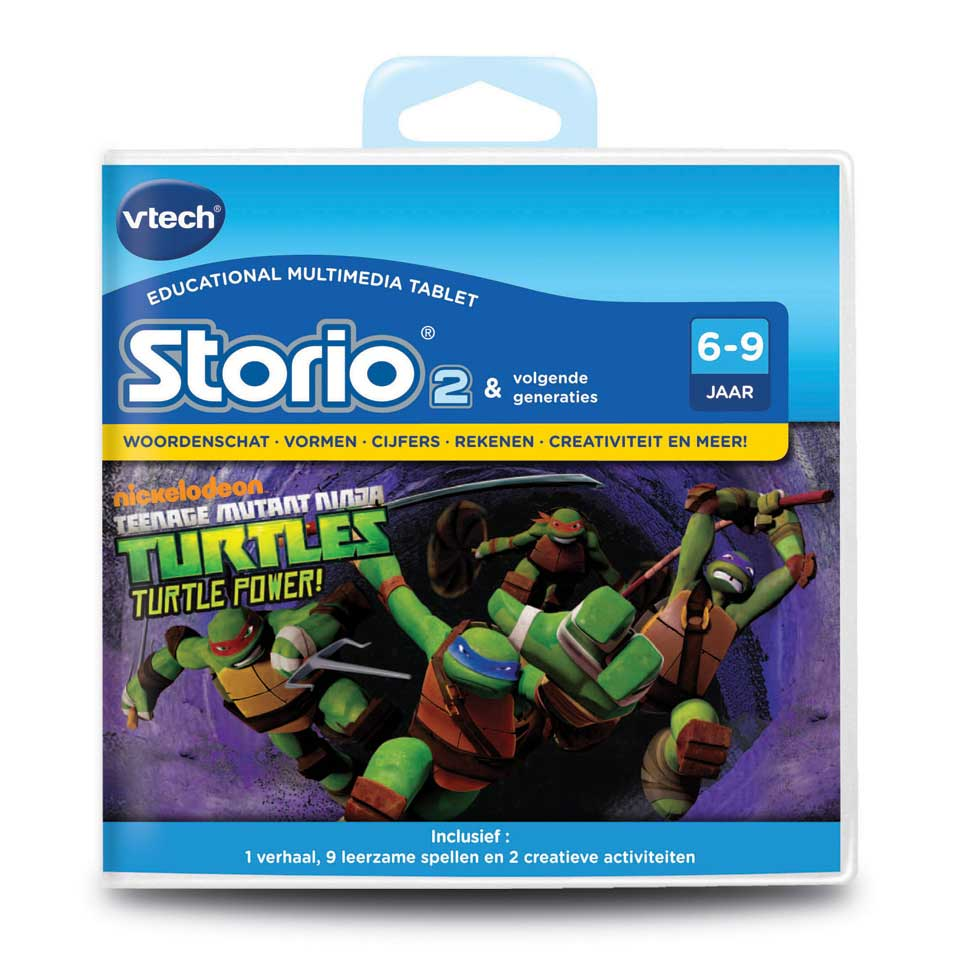 VTech Storio 2 Teenage Mutant Ninja Turtles