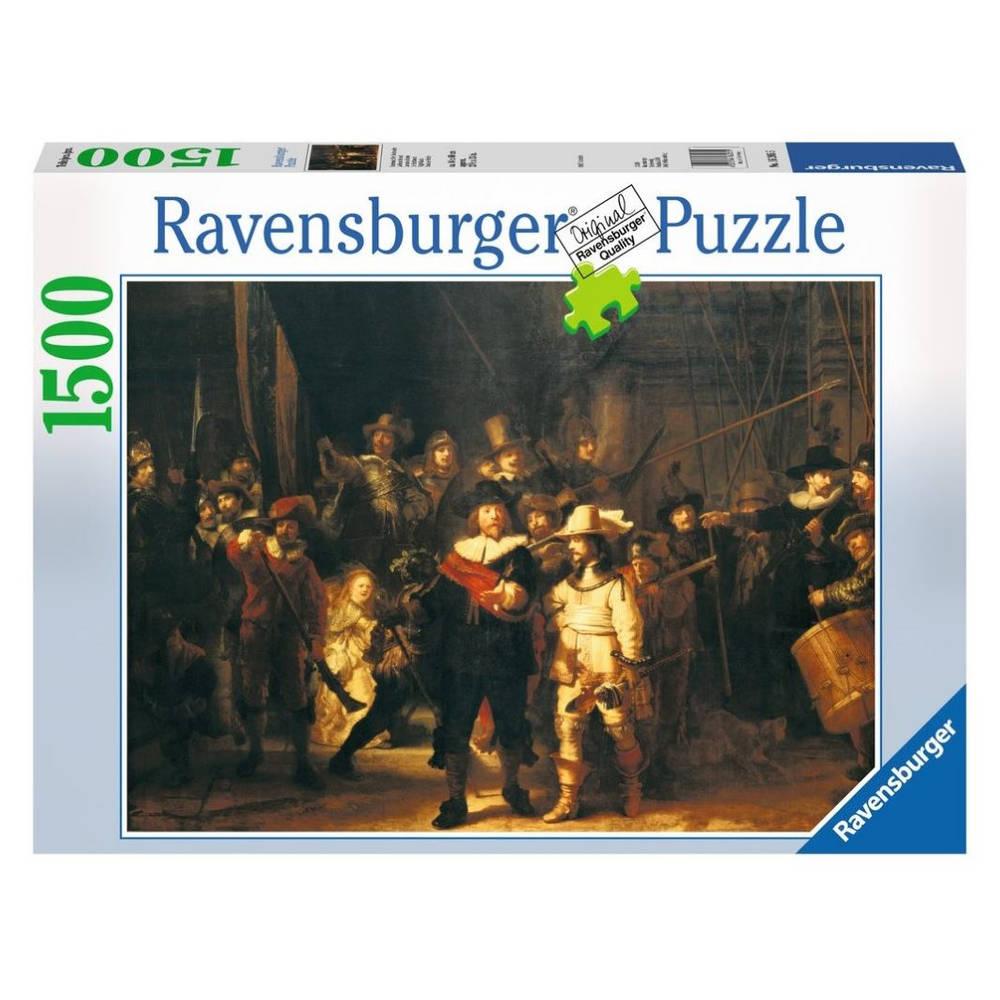 Ravensburger puzzel De Nachtwacht 1500 stukjes