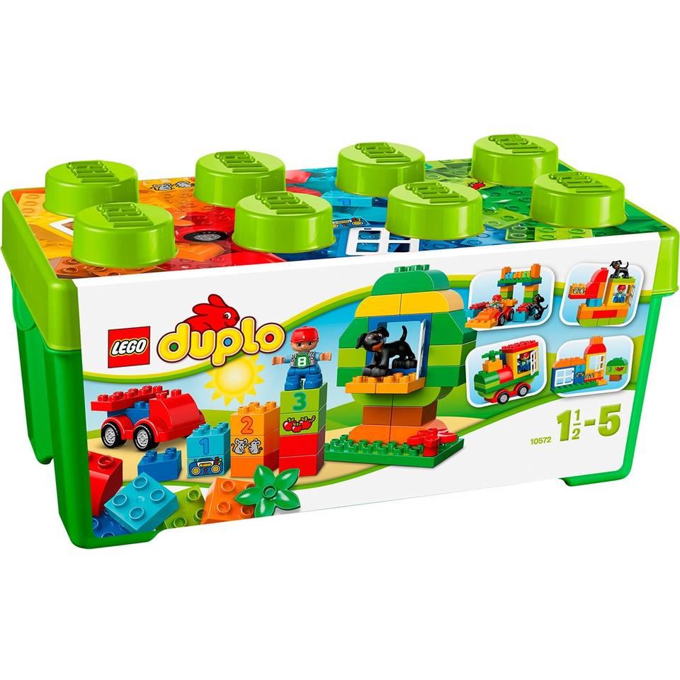 LEGO DUPLO alles-in-één groene doos 10572