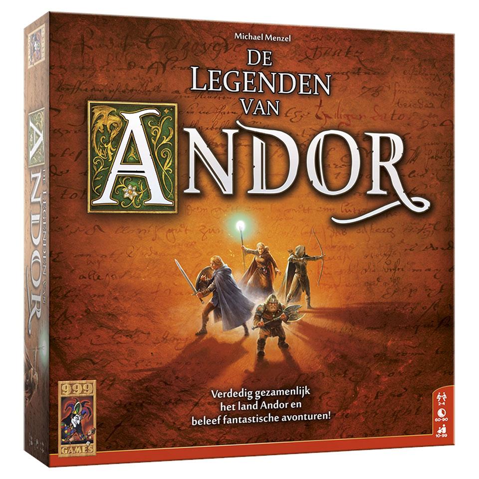 De legenden van Andor