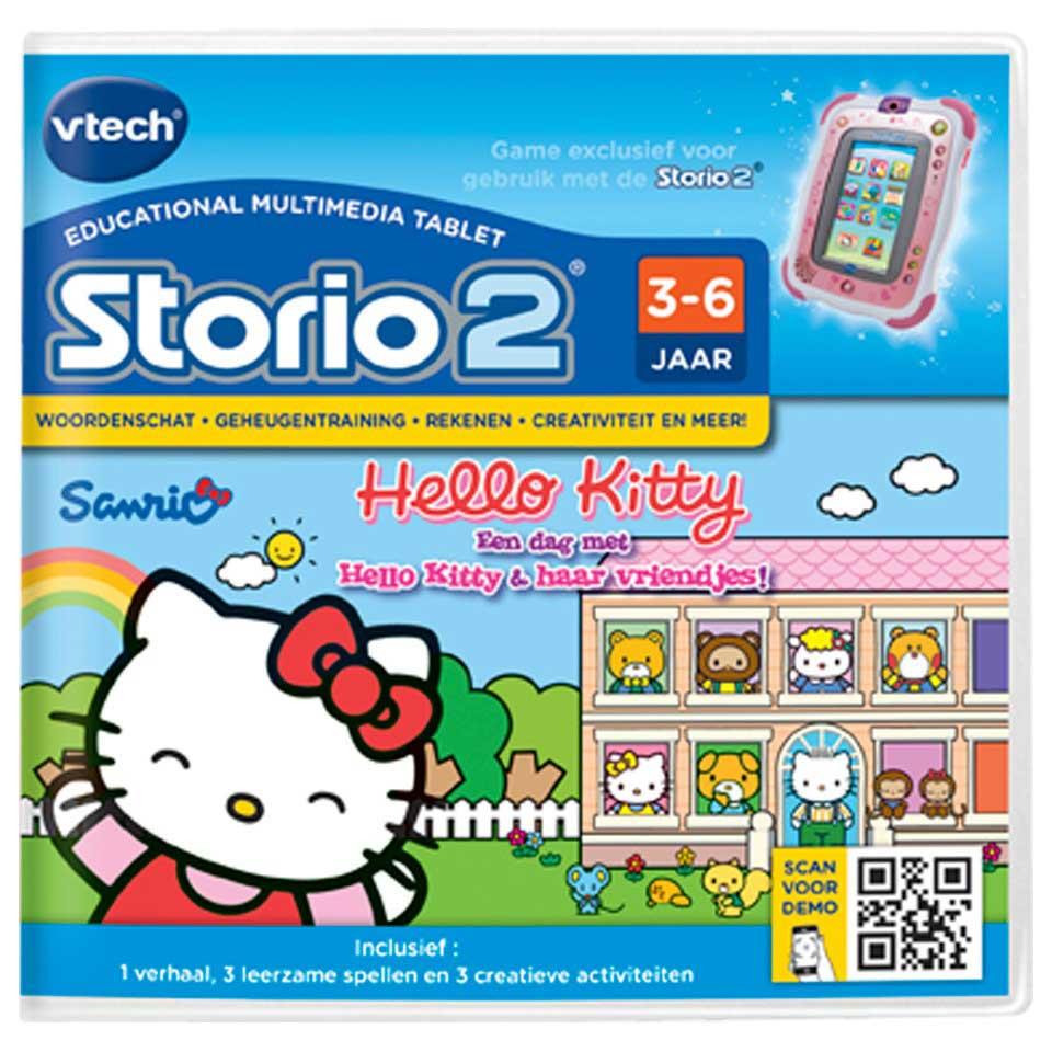 VTech Storio 2 game Hello Kitty