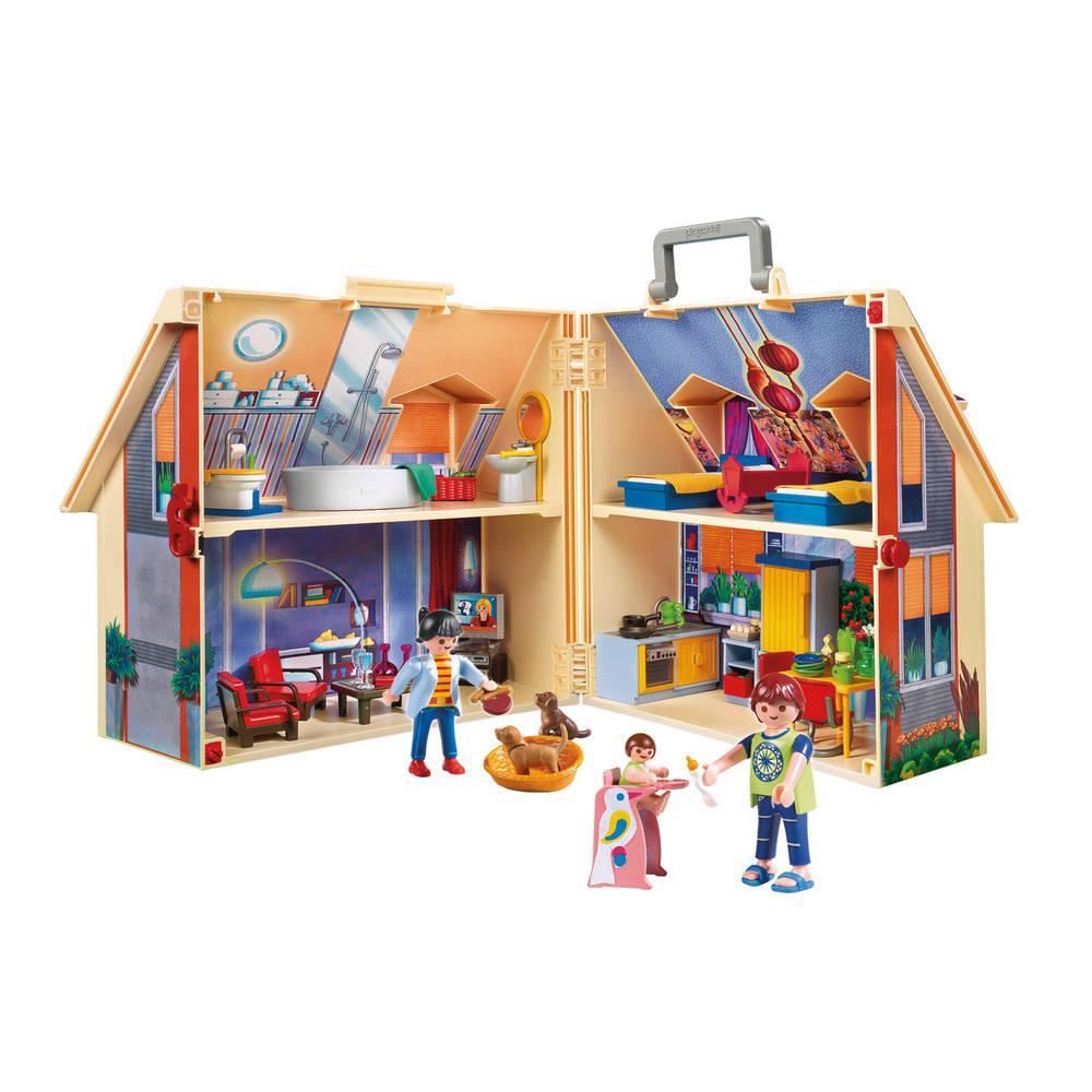 PLAYMOBIL mijn meeneem poppenhuis 5167
