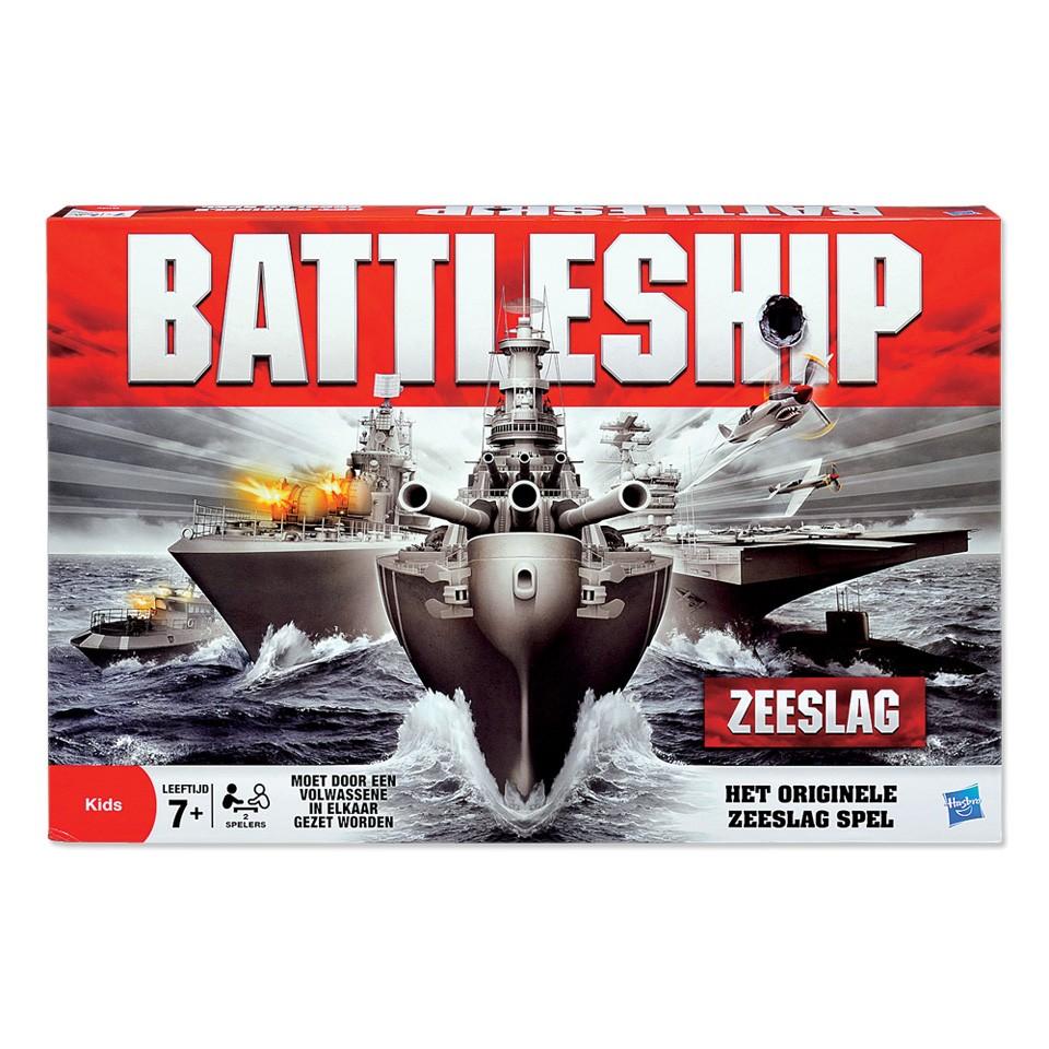 Battleship: het originele Zeeslag spel