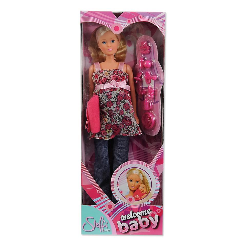 Steffi Love net geboren baby