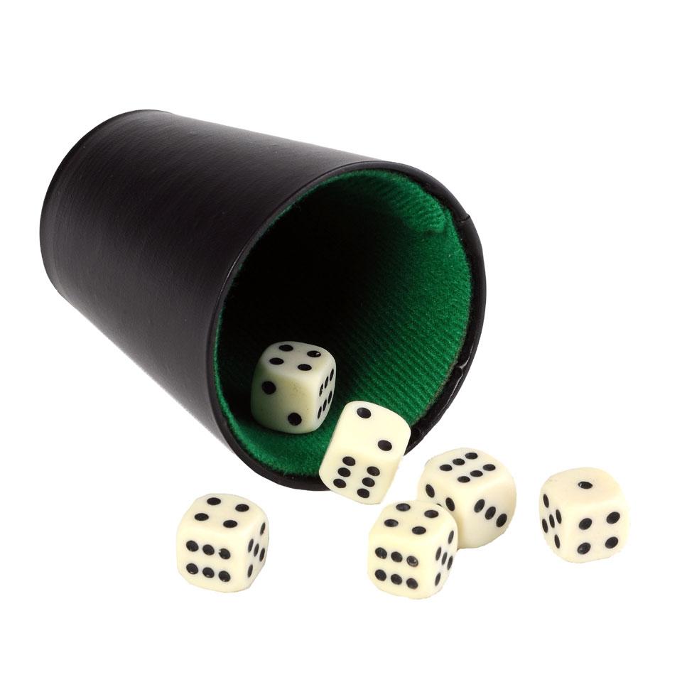 Longfield pokerbeker - 9 cm