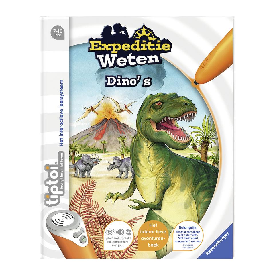 Ravensburger Tiptoi Expeditie Weten: Dino's