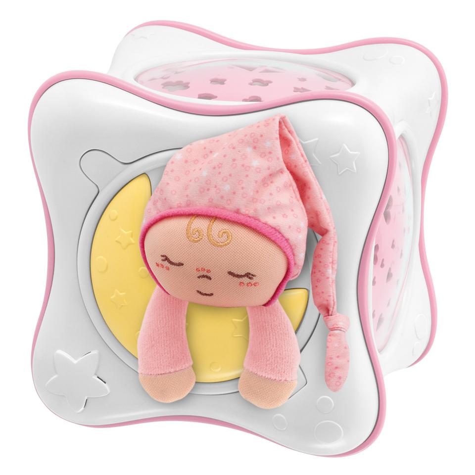 Chicco regenboog droomlicht - roze
