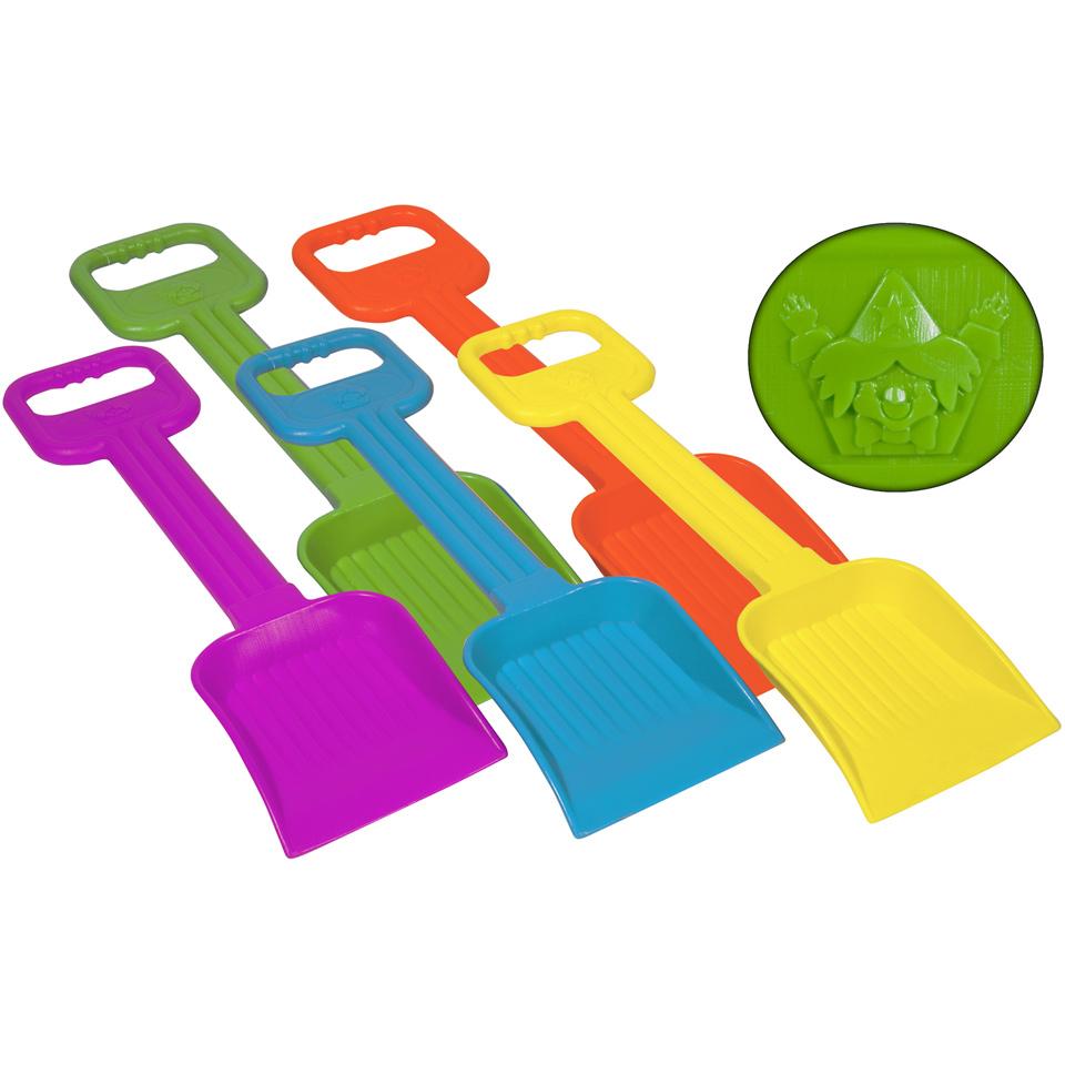 Plastic schep