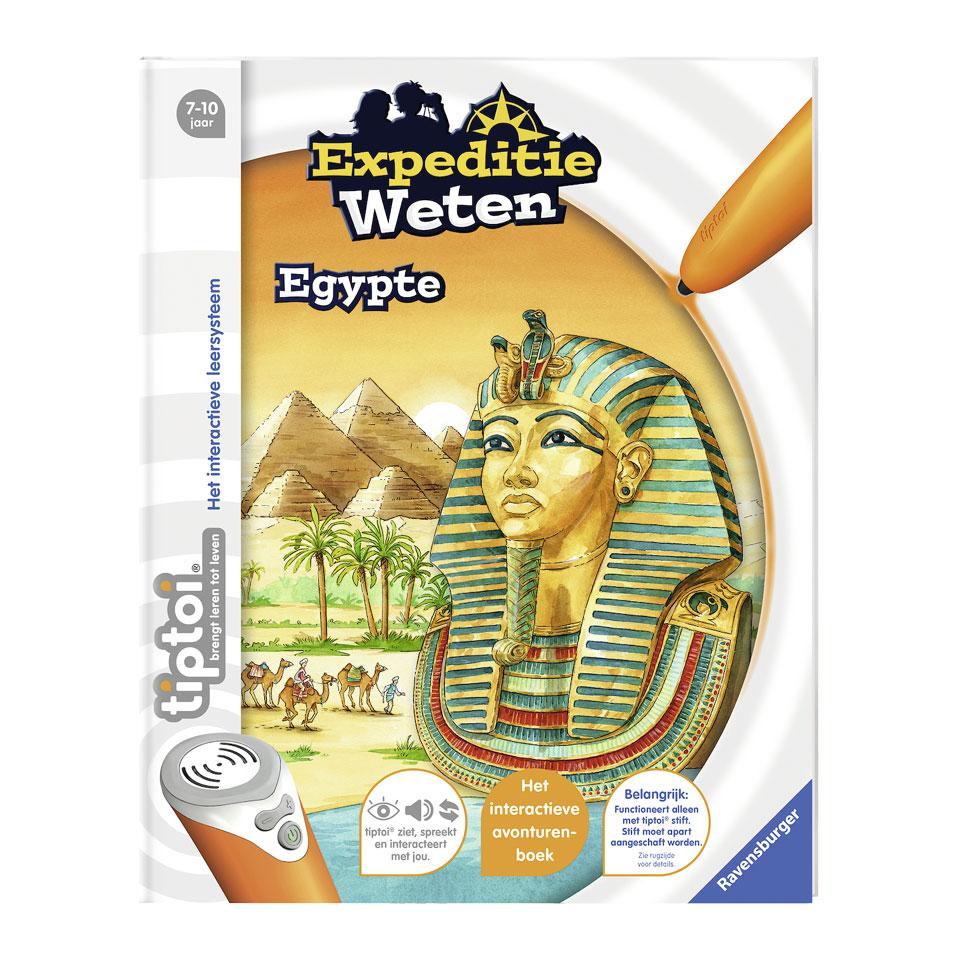 Ravensburger Tiptoi Expeditie Weten: Egypte