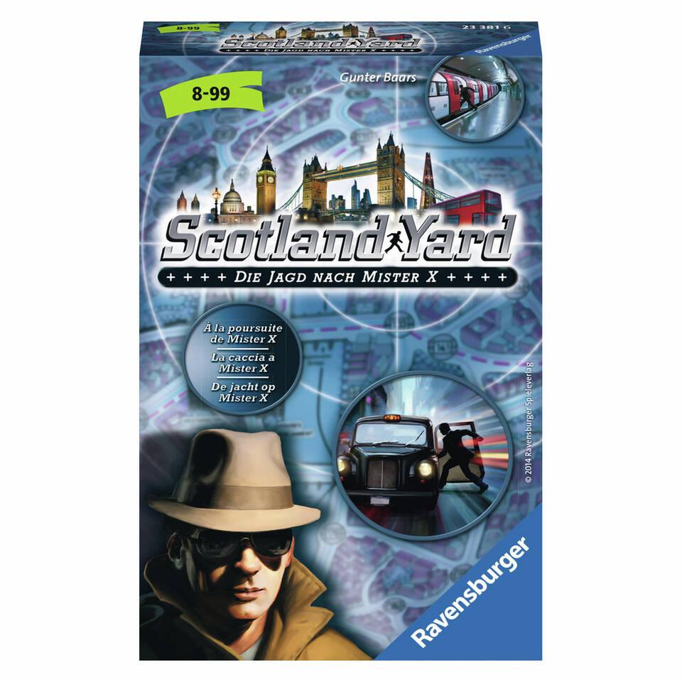 Ravensburger Scotland Yard reisspel