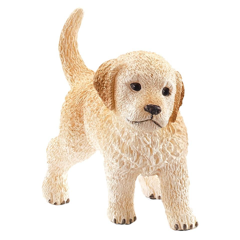 Schleich figuur Golden Retriever puppy 16396