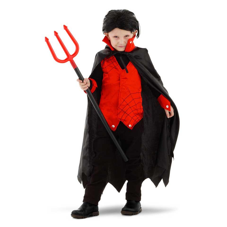 Dracula kostuum - maat 98/116
