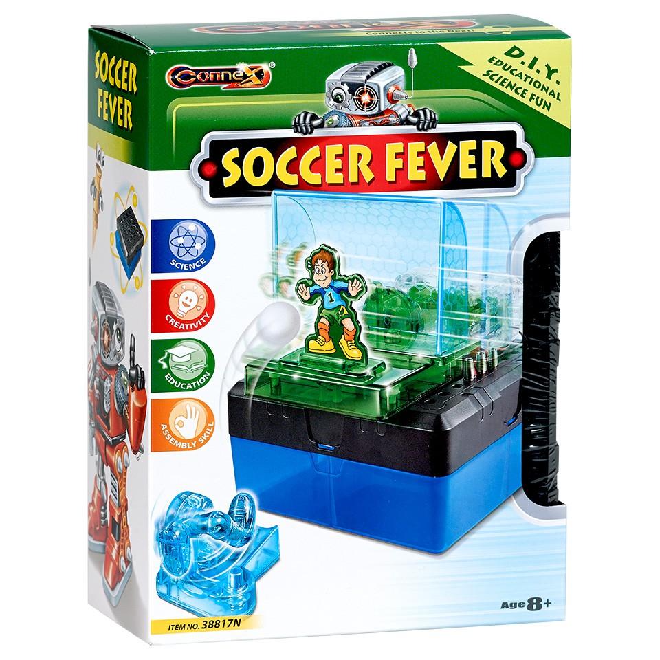 Experimenteer Soccer Fever