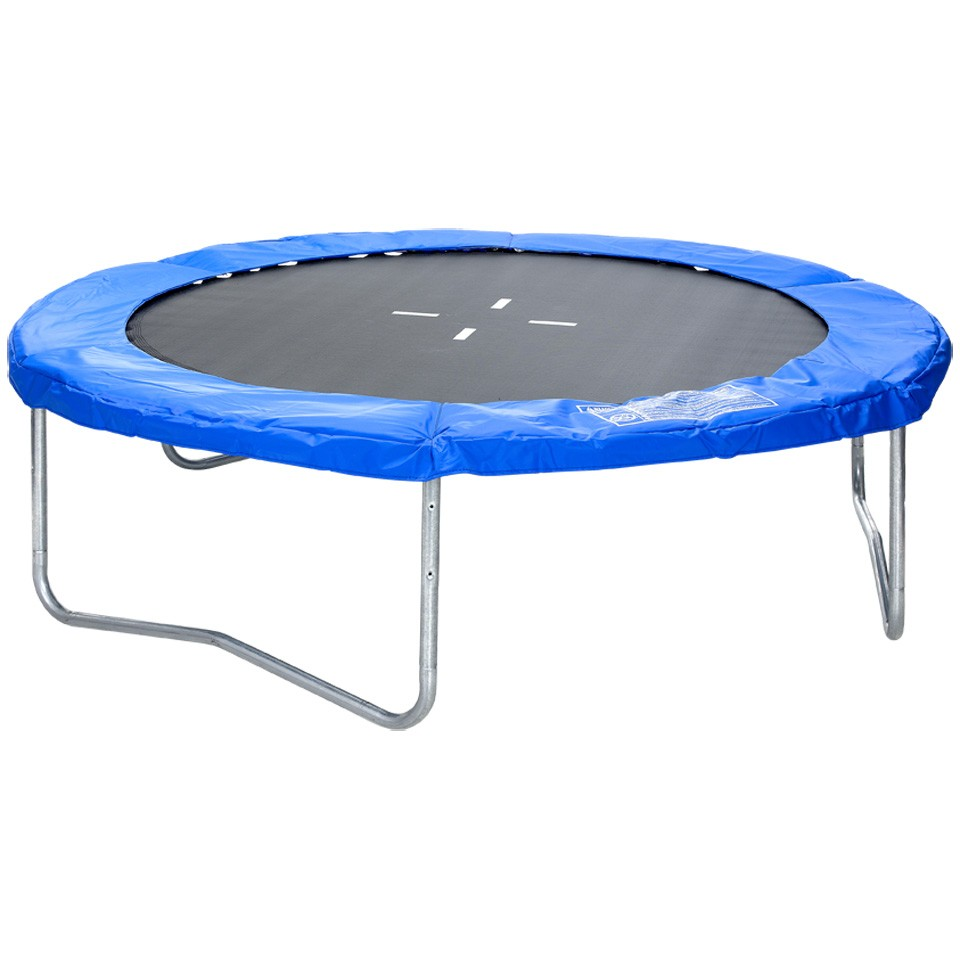 Trampoline rond - 180 cm - blauw