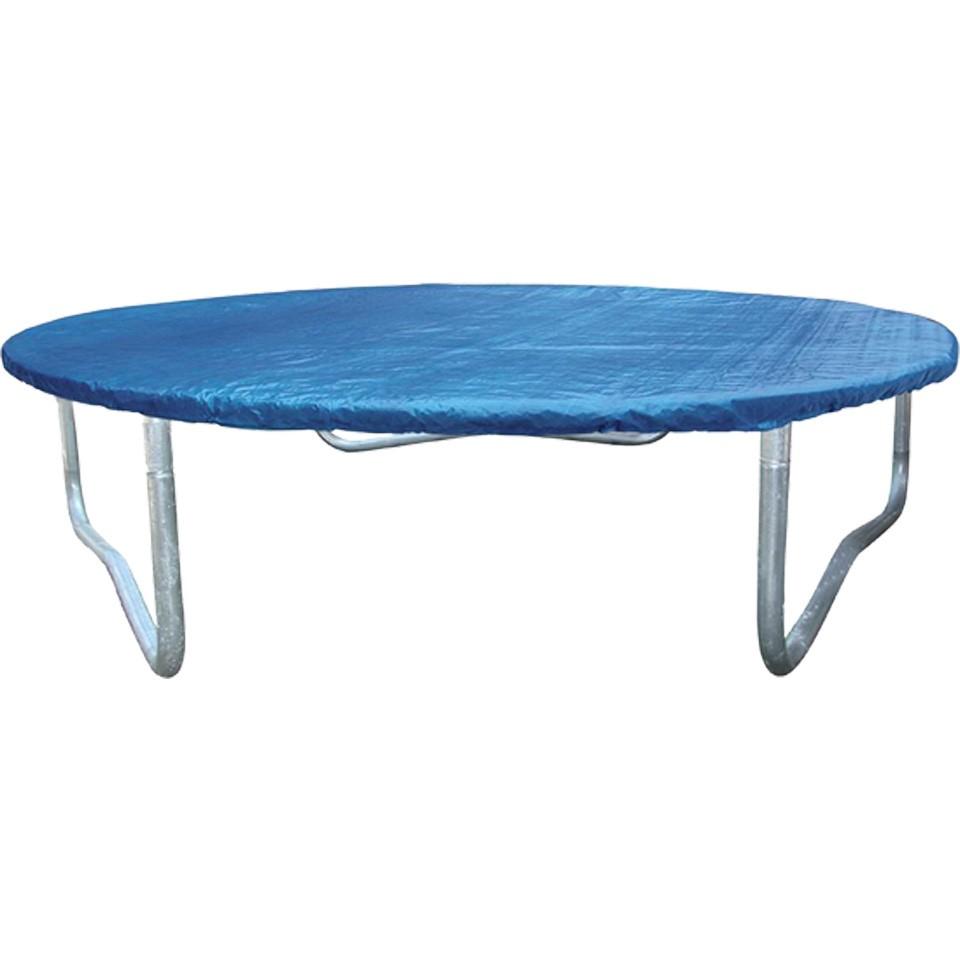 Trampoline afdekhoes rond - 180 cm - blauw