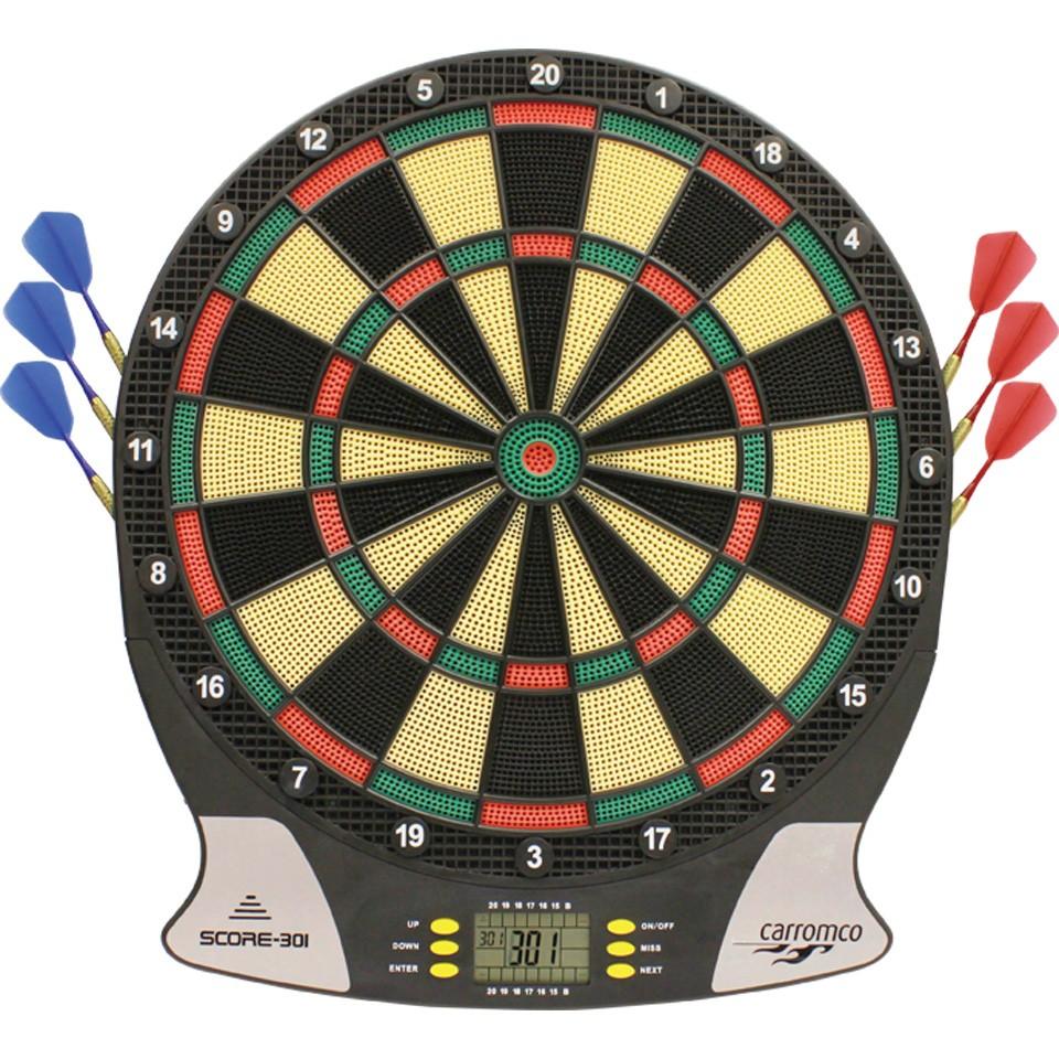 ABC Darts Score 301 elektronisch dartboard