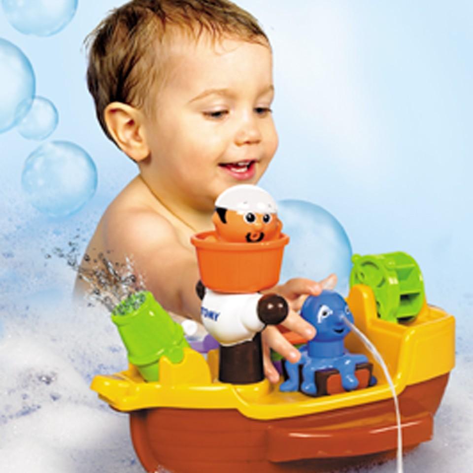 Tomy Aqua Piratenschip