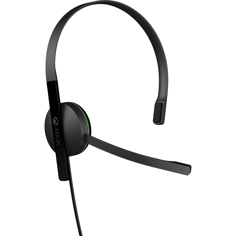 Xbox One gaming headset - zwart