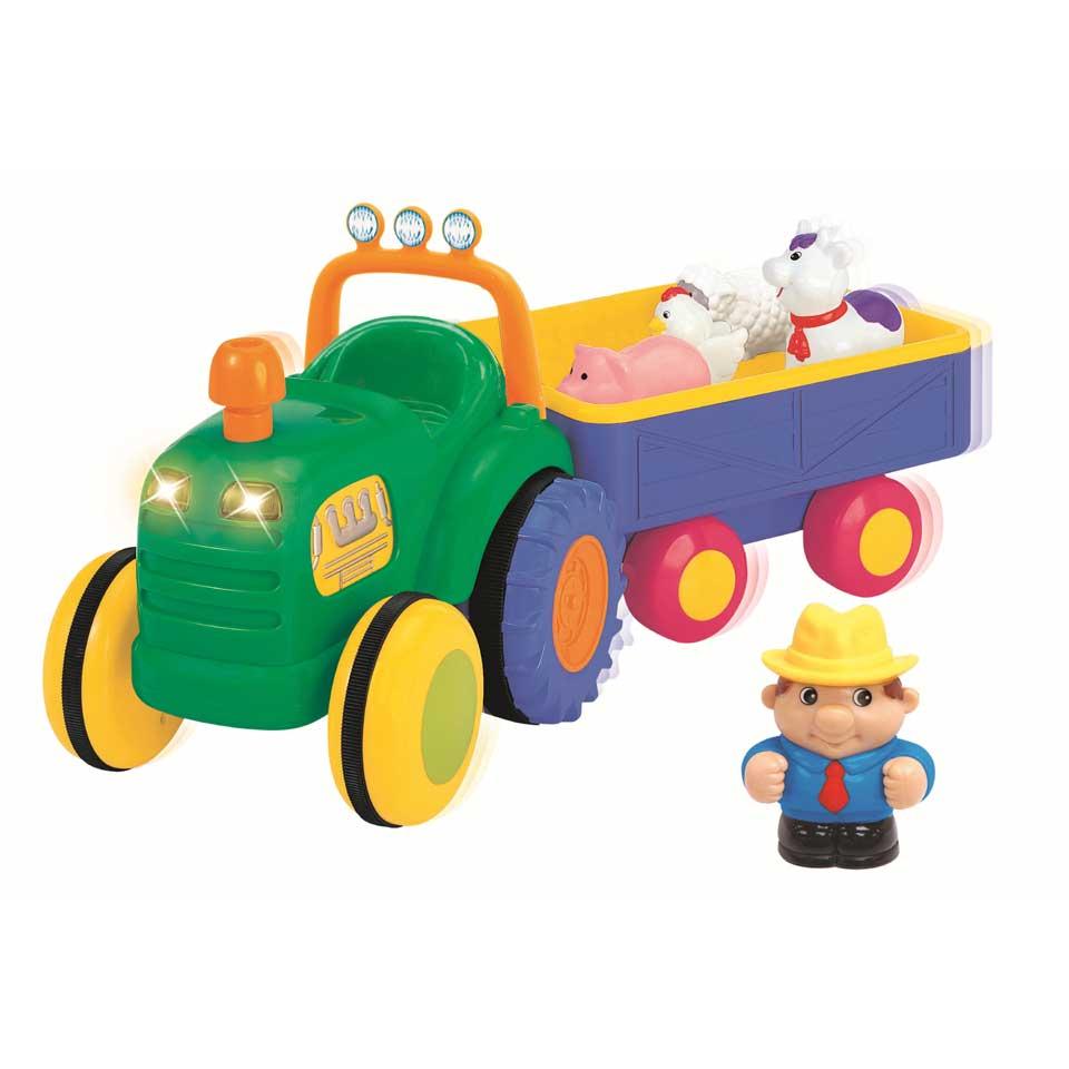 Muzikale tractor