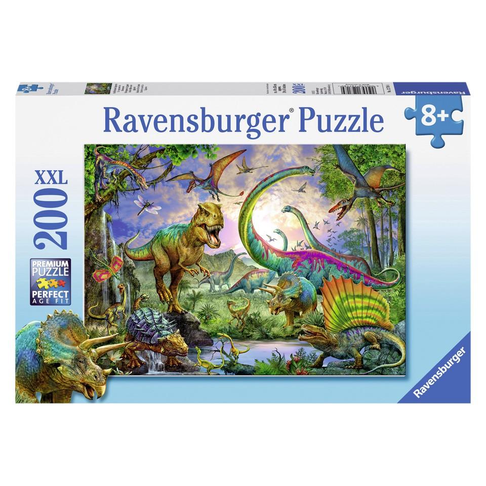 Ravensburger puzzel In het rijk van de giganten - 200 stukjes