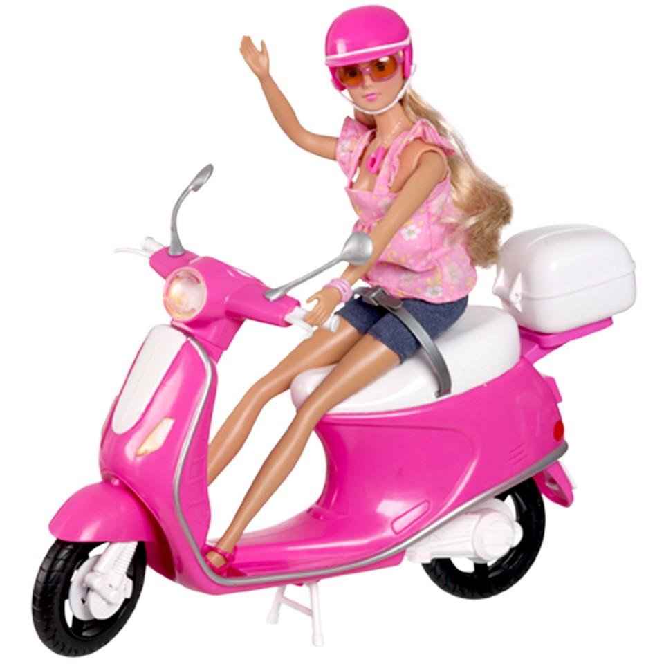 Steffi Love City Scooter