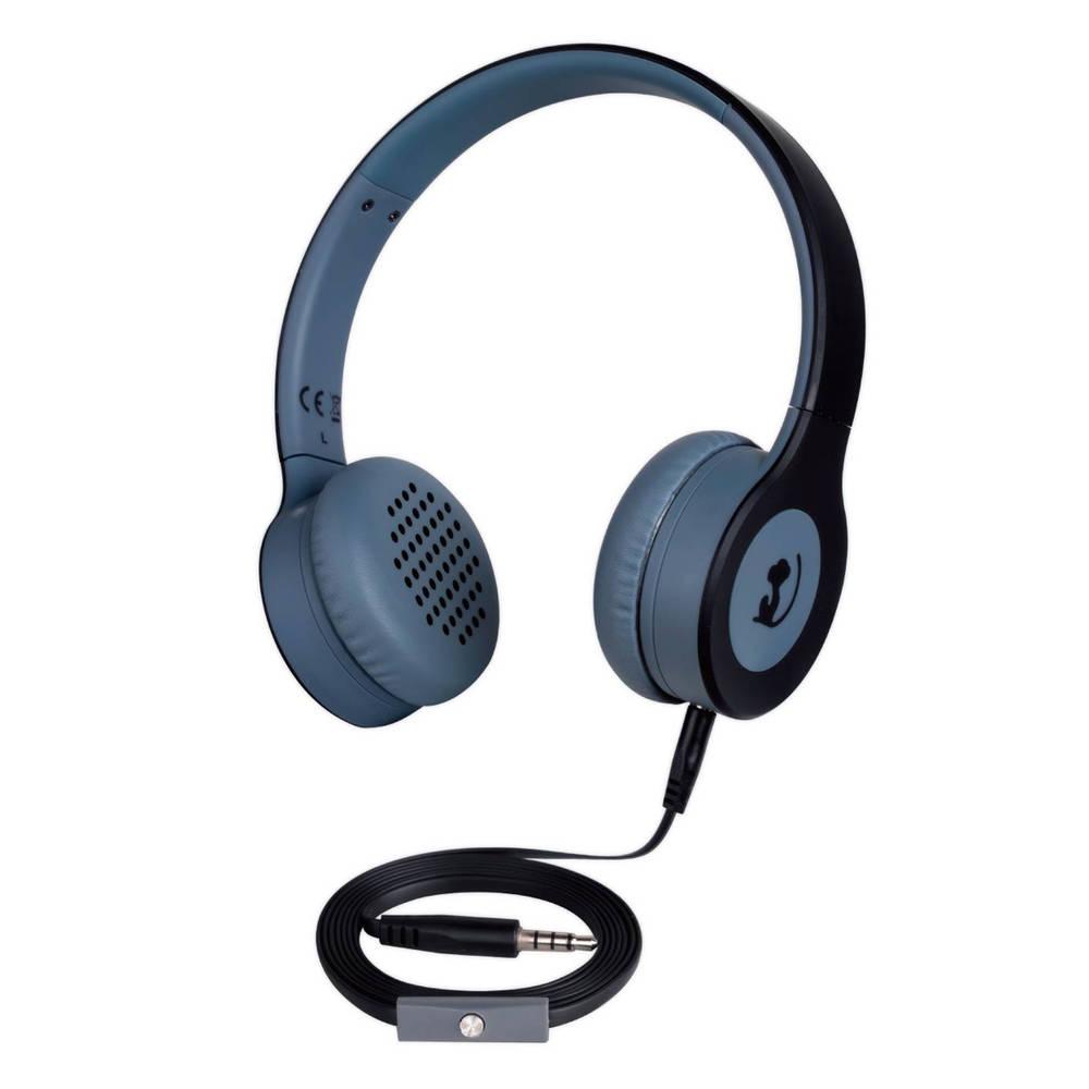 Wonky Monkey on-ear headset - zwart