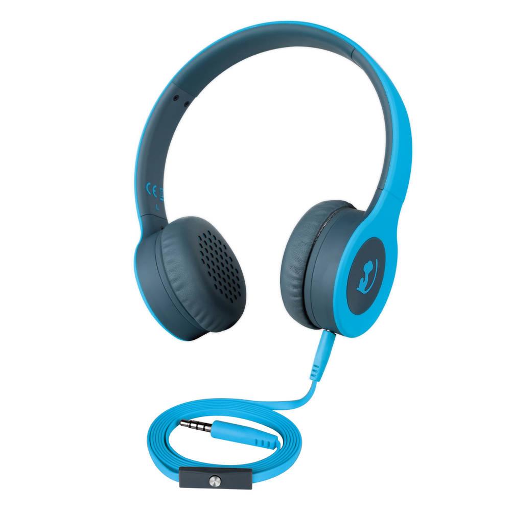 Wonky Monkey on-ear headset - blauw
