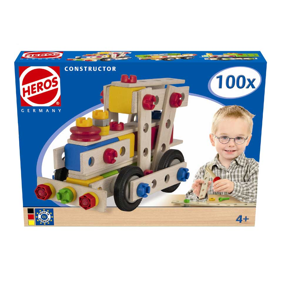HEROS AK. CONSTRUCTOR 100PCS