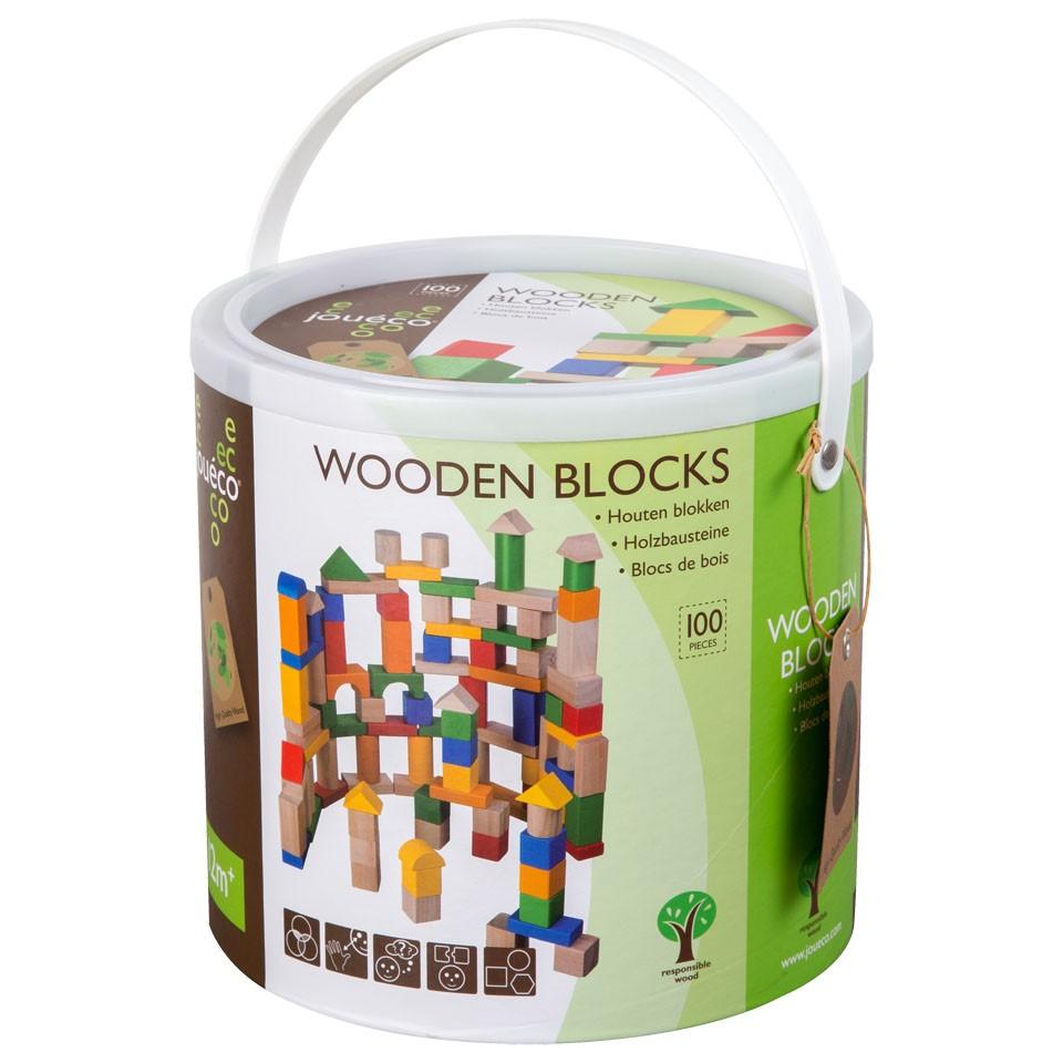 Joueco Houten Blokken
