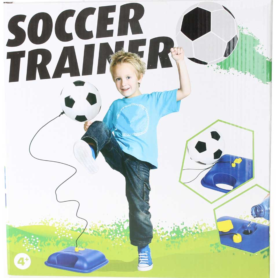 Voetbal trainer