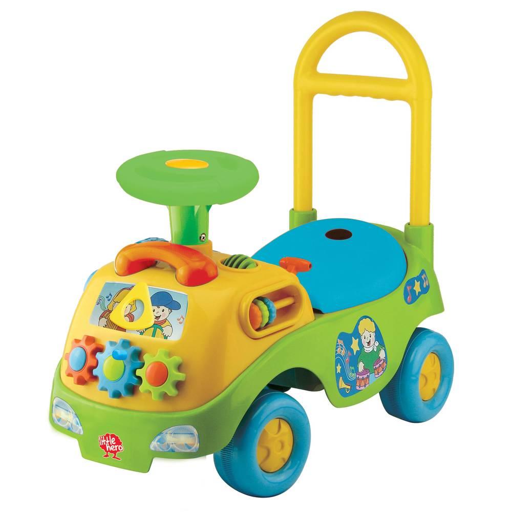Little Hero Mijn eerste loop & duwwagen