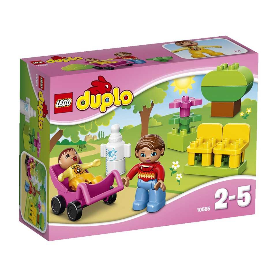 LEGO DUPLO moeder en baby 10585