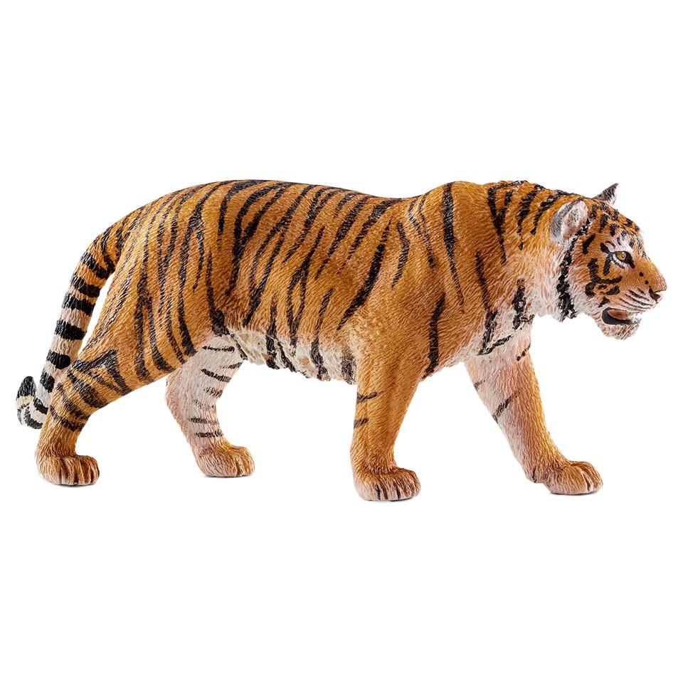 Schleich figuur Bengaalse tijger mannetje 14729