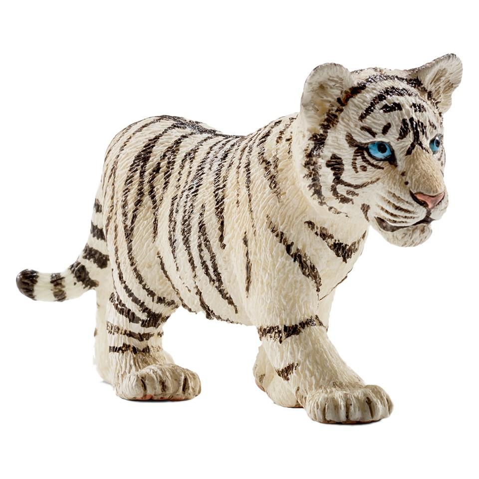 Schleich figuur witte tijger jong 14732