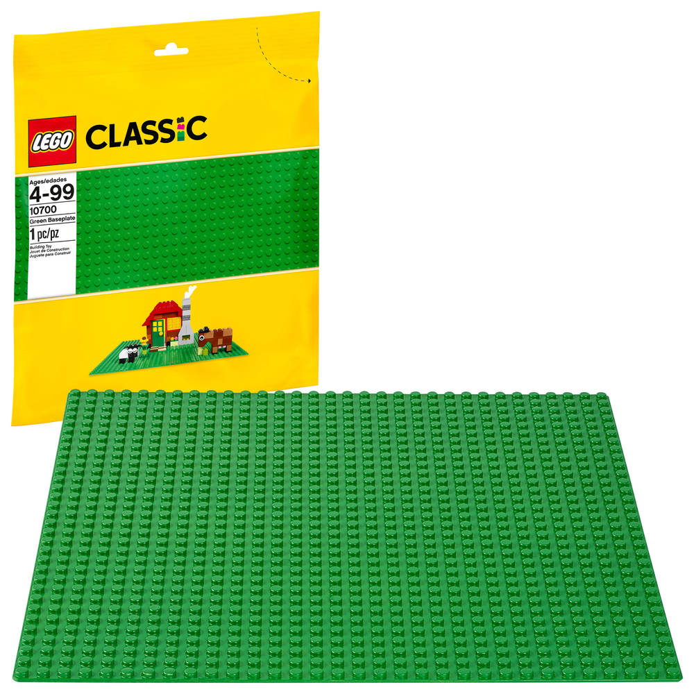 LEGO Classic groene bouwplaat 10700