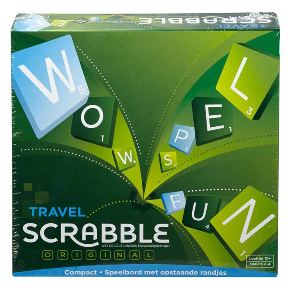 Scrabble Travel bordspel