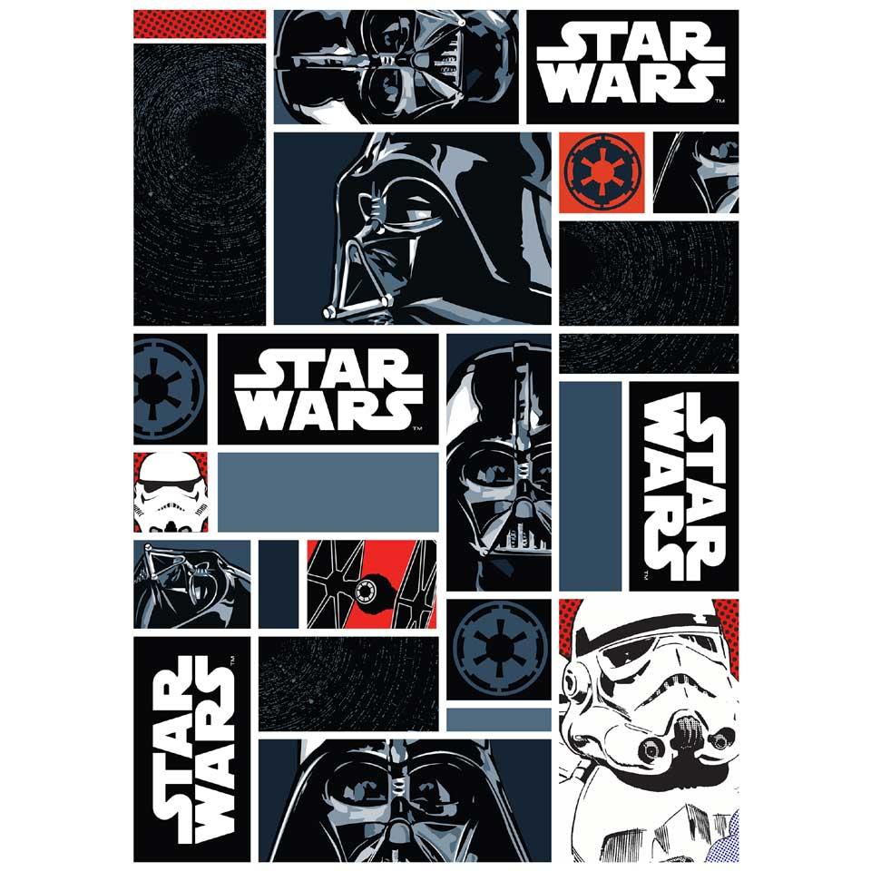 Star Wars Icons tapijt