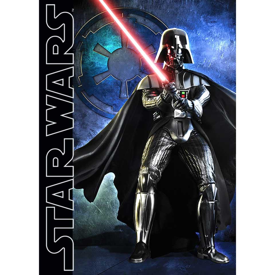 Star Wars Darth Vader tapijt